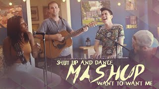 getlinkyoutube.com-Shut Up and Dance/Want to Want Me MASHUP (Sam Tsui & Diamond White)