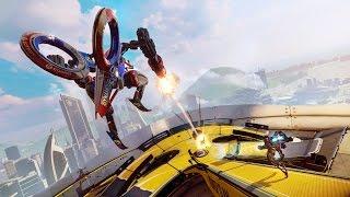 getlinkyoutube.com-RIGS Trailer (PlayStation VR Game)