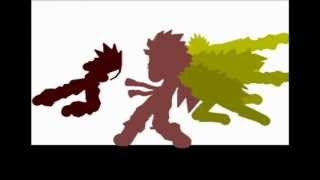 getlinkyoutube.com-Epic DBZ pivot:battle of Fusion (part 1)