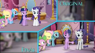 getlinkyoutube.com-A True True Friend [Part 2 - SFM/MLP Comparison]