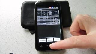 getlinkyoutube.com-Баллистический калькулятор Стрелок+ ( Strelok+ ).  Инструкция