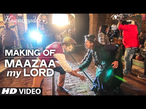 Making of Maazaa My Lord Song from Hawaizaada
