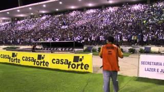 MOMENTOS DA TORCIDA - CSA x Murici - TV MANCHA