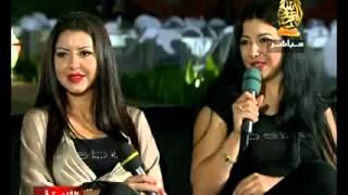 getlinkyoutube.com-ايناس وسوار النجار في برنامج القاهره في رمضان ج1