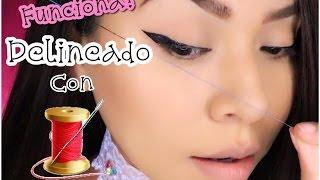 getlinkyoutube.com-DELINEADO CON HILO