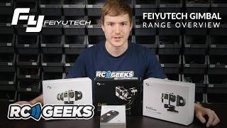 getlinkyoutube.com-Feiyutech G4S, WG Lite WG Mini Gimbal Product Overview