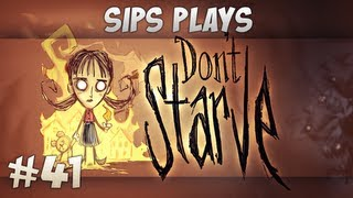 getlinkyoutube.com-Sips Plays Don't Starve (Willow) - Part 41 - Intense Wintery