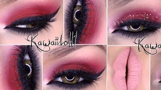 getlinkyoutube.com-MAQUILLAJE EN ROJO