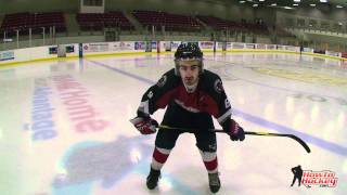 getlinkyoutube.com-How to get a Perfect One Timer in Hockey