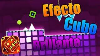 Efecto cubo brillante (Airborne Robots Meltdown effect) / Geometry Dash Ep.6