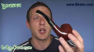 getlinkyoutube.com-REVIEW OF THE G500 ELECTRONIC PIPE