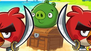 getlinkyoutube.com-Angry Birds Fight: New Update With High Five Your Opponent!