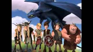 HTTYD: We Are Family