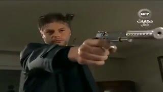 getlinkyoutube.com-الثعلب اندريه يهرب من الفندق بطريقة خيالية من وادي الذئاب الجزء 2 الحلقة 47