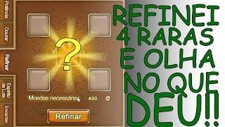 getlinkyoutube.com-DDTank - REFINEI 4 RARAS E OLHA NO QUE DEU...