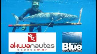 getlinkyoutube.com-Blue Water Hunting in Guadeloupe FWI