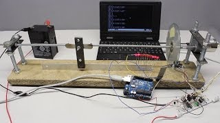 getlinkyoutube.com-Arduino Uno: control circuits and homebuilt servos