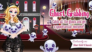 getlinkyoutube.com-HALLOWEEN'S QUEST (GATHERING LITTLE GHOSTS/STAR GIRL REVIEW)2016