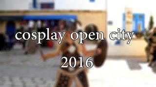 Cosplay Open City 2016