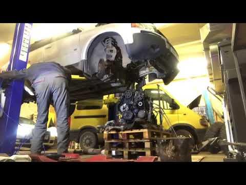 Volvo течь масла (часть 1)