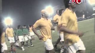Salman Khan and other stars at a charity football