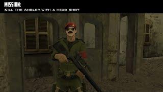 getlinkyoutube.com-Kill Shot Black Ops Mission Region 10 - Kill The Angler with a Head Shot Gameplay