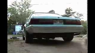 getlinkyoutube.com-Mustang 5.0 idle Ford Racing b-303.wmv