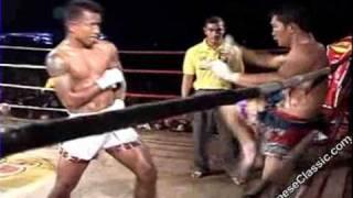 Saw Shark (Myanmar) VS Pravit (Thai)