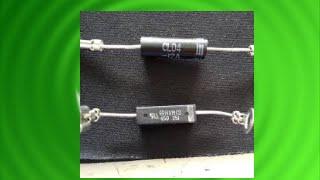 getlinkyoutube.com-como probar un diodo de alto voltaje   ►► microondas◄◄