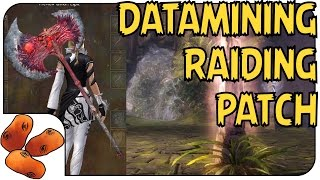 getlinkyoutube.com-Guild Wars 2 - Raids are HUGE, Datamining & Patch