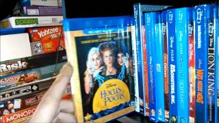 getlinkyoutube.com-Blu-Ray (DISNEY) Collection 2014