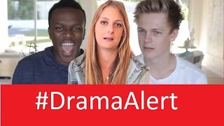getlinkyoutube.com-KSI vs Caspar Lee 's Sister & TomSka #DramaAlert