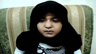 getlinkyoutube.com-young girl reciting quran from surah 92-114