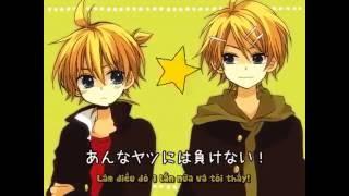 getlinkyoutube.com-【Vietsub】Darling - Kagamine Rin/Len/Rinto