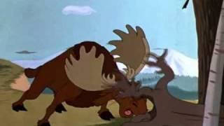 getlinkyoutube.com-Walt Disney 1950 - Morris the Midget Moose