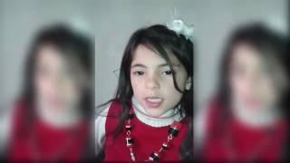 getlinkyoutube.com-قصيدة الأصمعي صوت صفير البلبل - طفلة من سوريا