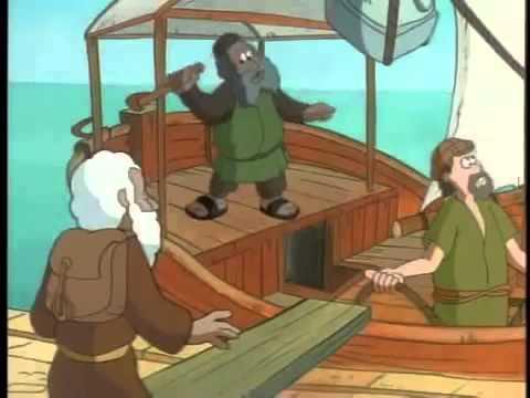 Mi Pequeña Biblia - Jonás y la Ballena