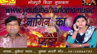getlinkyoutube.com-Nagin Ka Pyaar - Bhojpuri Hit Birha - Subedar Yadav,Shushma Bharti