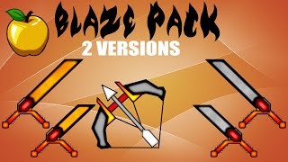 getlinkyoutube.com-[1.8] Minecraft PVP Texturepack 2 Versions   512x Items   Blaze Pack Release