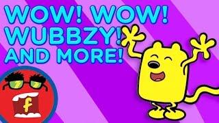 getlinkyoutube.com-Wubbzy Wiggle AND MORE! | Fredbot Children's Cartoons (Wow! Wow! Wubbzy!)