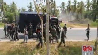 getlinkyoutube.com-News บึ้มป่วนยะหริ่ง ปัตตานีกับระเบิดดักสังหารอีโอดีเจ็บ6
