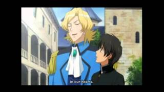 getlinkyoutube.com-[Kyo Kara Maoh!] The Hymn To Shinou [S.3 Ep.22]