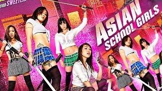 Asian School Girls Hindi Dubbed Movie || Hollywood Movies || Latest Hindi Dubbed Movies
