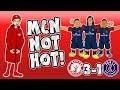 🚫MCN NOT HOT🚫 Bayern vs PSG 3-1 Parody Goals Highlights Champions League 2017