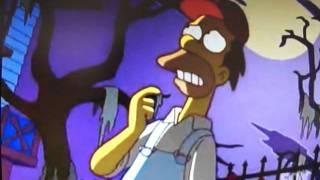 getlinkyoutube.com-Los Simpsons - bebe ojos de boton
