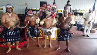getlinkyoutube.com-Ohafia War Dance @ CISA 2016