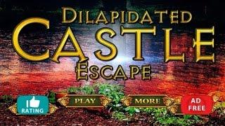 getlinkyoutube.com-Dilapidated Castle Escape walkthrough FEG..