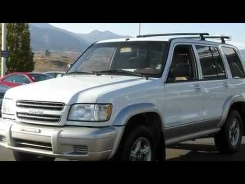 2001 Isuzu Trooper Problems Online Manuals And Repair Information