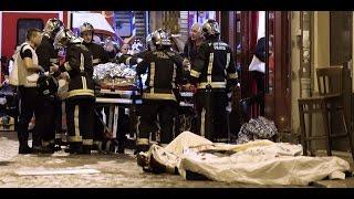 getlinkyoutube.com-DISTURBING FOOTAGE: PARIS FRANCE ATTACK SHOOTING OUTSIDE AND DEAD INSIDE BATACLAN THEATER