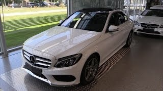 getlinkyoutube.com-Mercedes Benz C Class 2015 In Depth Review Interior Exterior